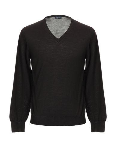 Купить Мужской свитер DRUMOHR темно-коричневого цвета