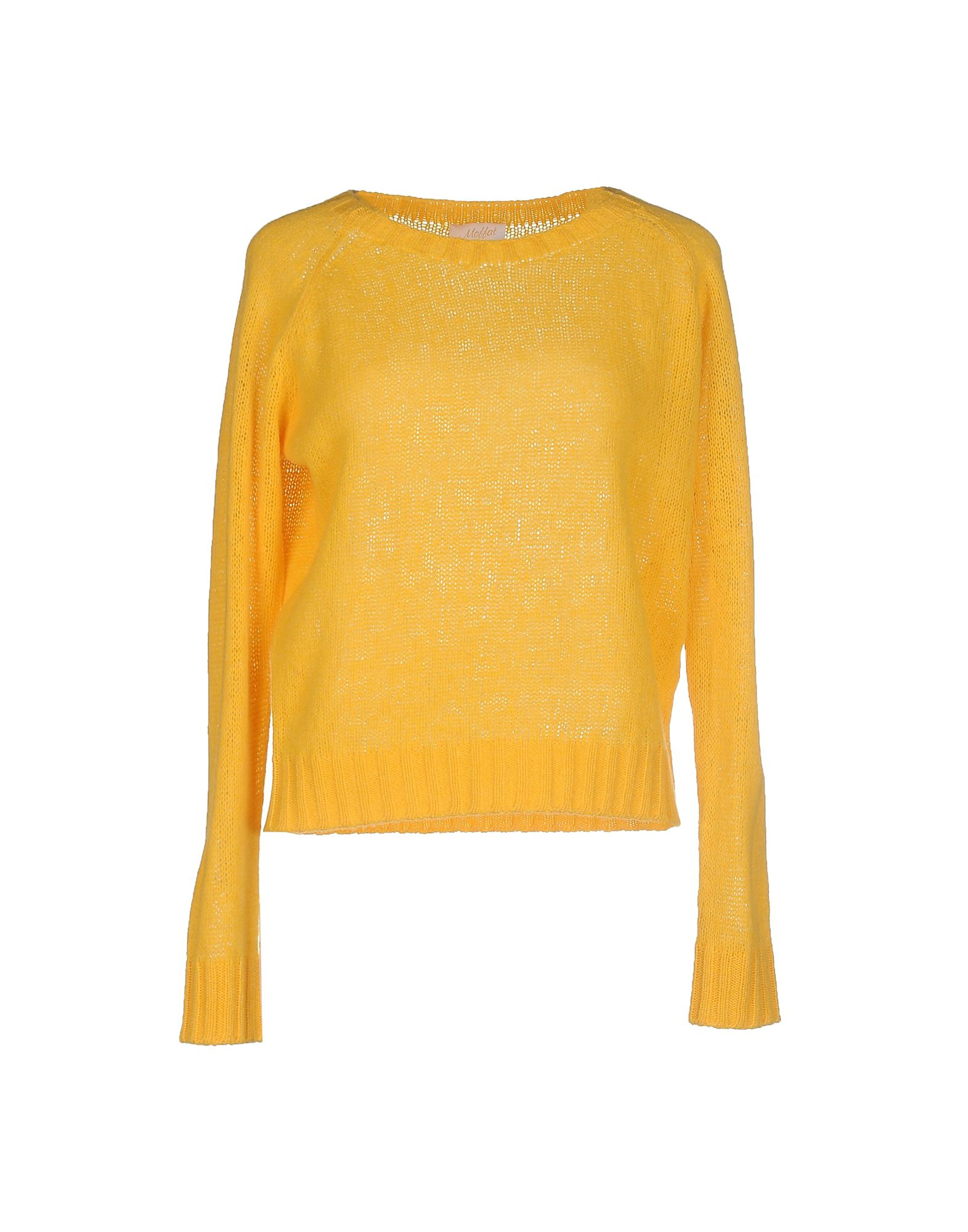 MOFFAT Sweater in Ocher