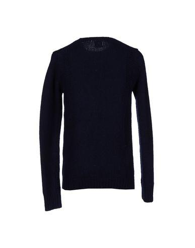 Фото 2 - Мужской свитер B.K. COLLECTION темно-синего цвета