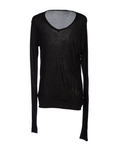 Фото - Мужской свитер PRIMORDIAL IS PRIMITIVE черного цвета