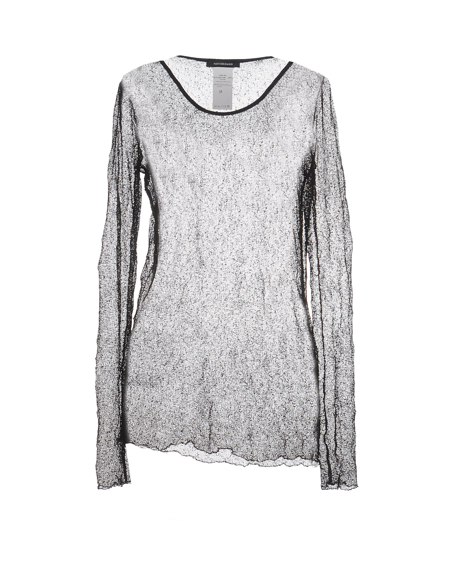 PLEIN SUD Свитер plein sud свитер с короткими рукавами