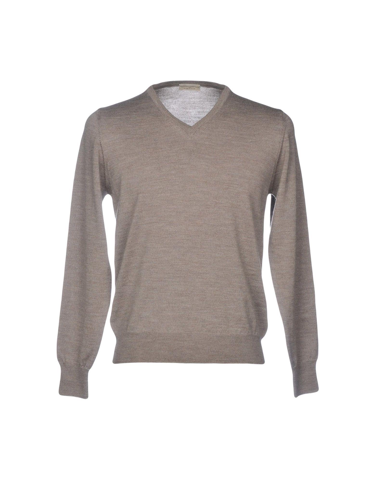 MORGANO Sweater in Dove Grey