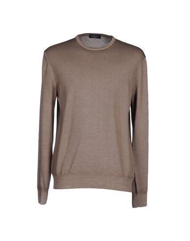 Фото - Мужской свитер IL CLAN цвет голубиный серый
