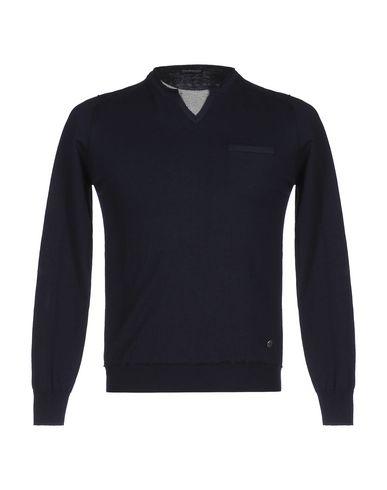 Купить Мужской свитер NEW ENGLAND темно-синего цвета