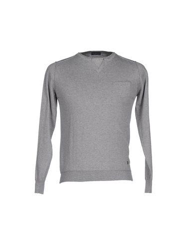 Купить Мужской свитер NEW ENGLAND светло-серого цвета