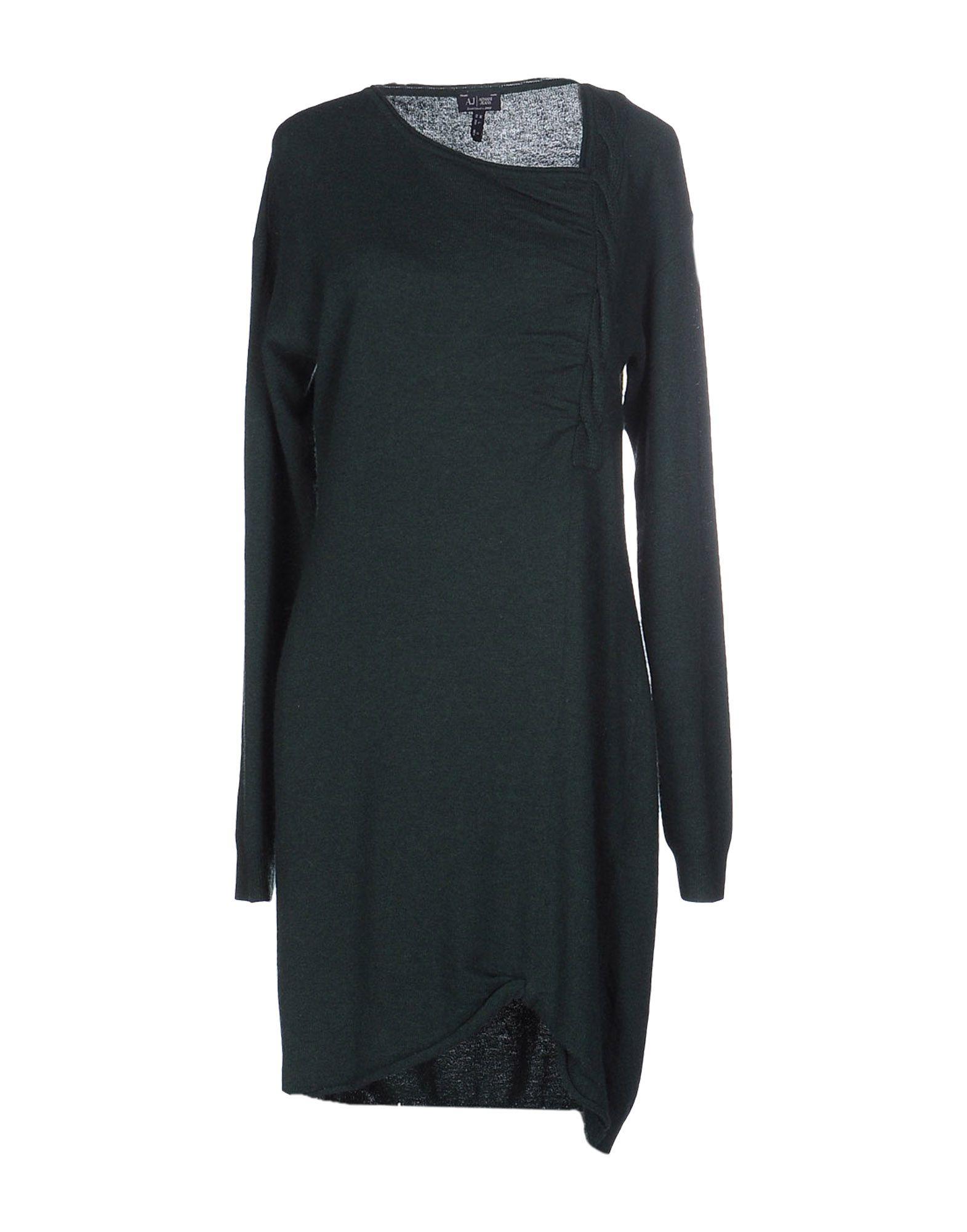 ARMANI JEANS Короткое платье платье armani jeans 6y5a11 5n2bz 1200
