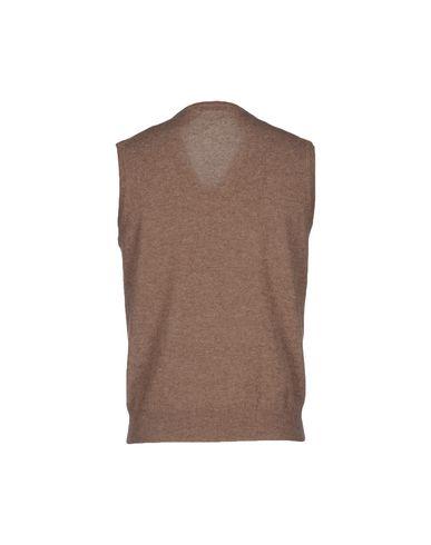 Фото 2 - Мужской свитер FILIPPO DE LAURENTIIS цвета хаки