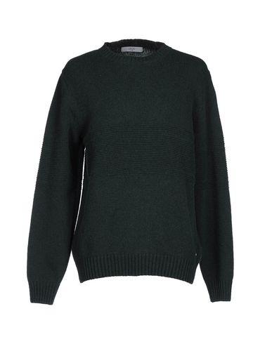 Фото - Мужской свитер LIU •JO MAN темно-зеленого цвета