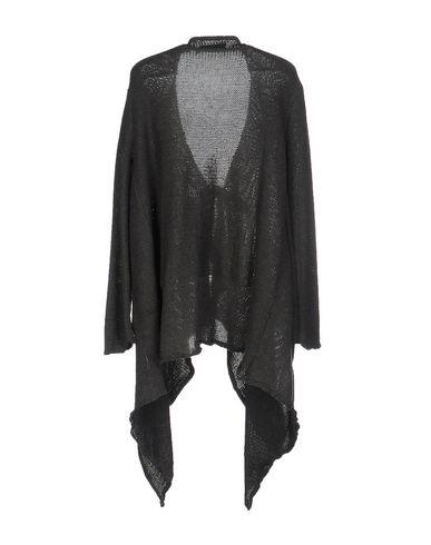 Фото 2 - Женский кардиган X CONCEPT свинцово-серого цвета