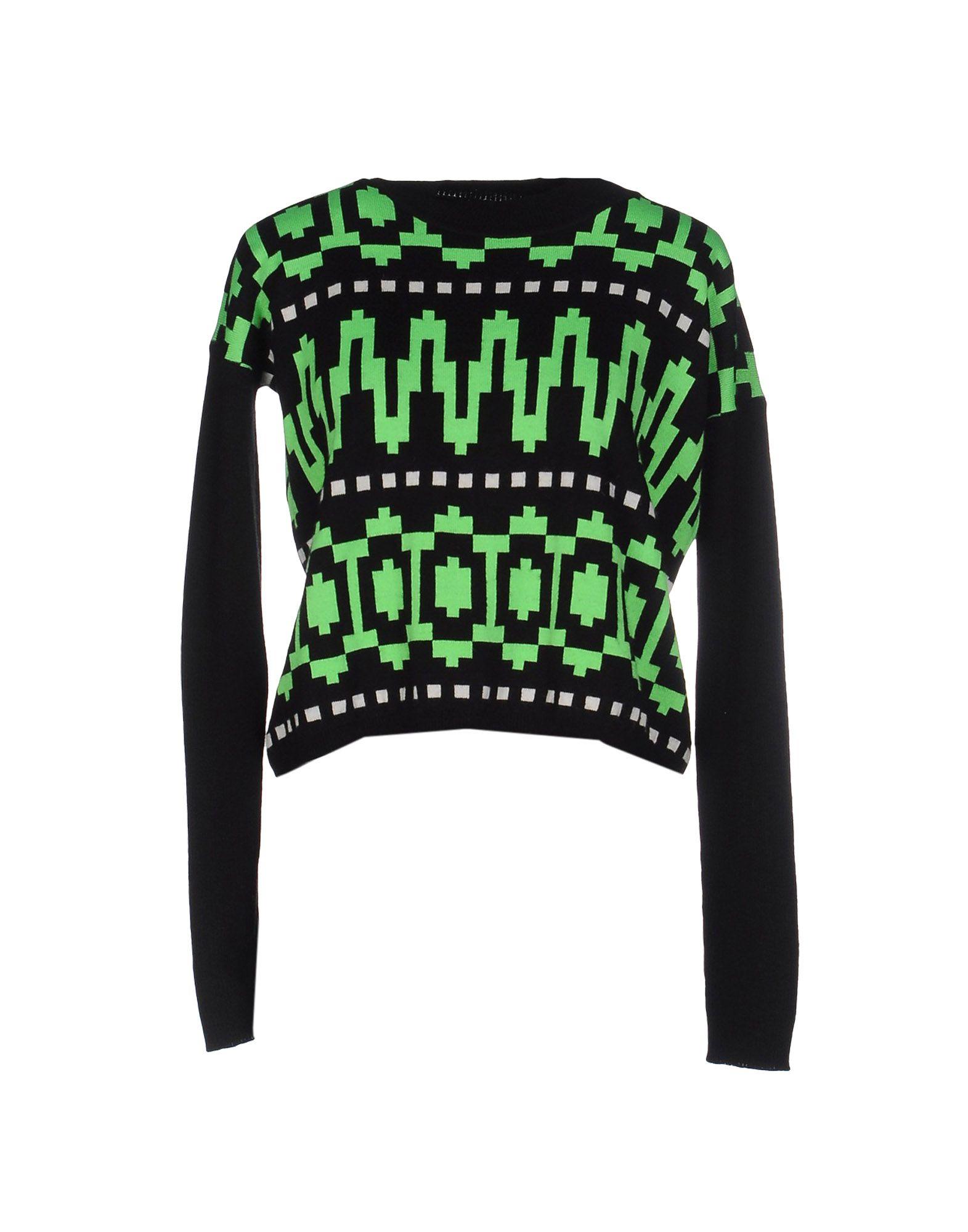 TAK.ORI Sweater in Acid Green