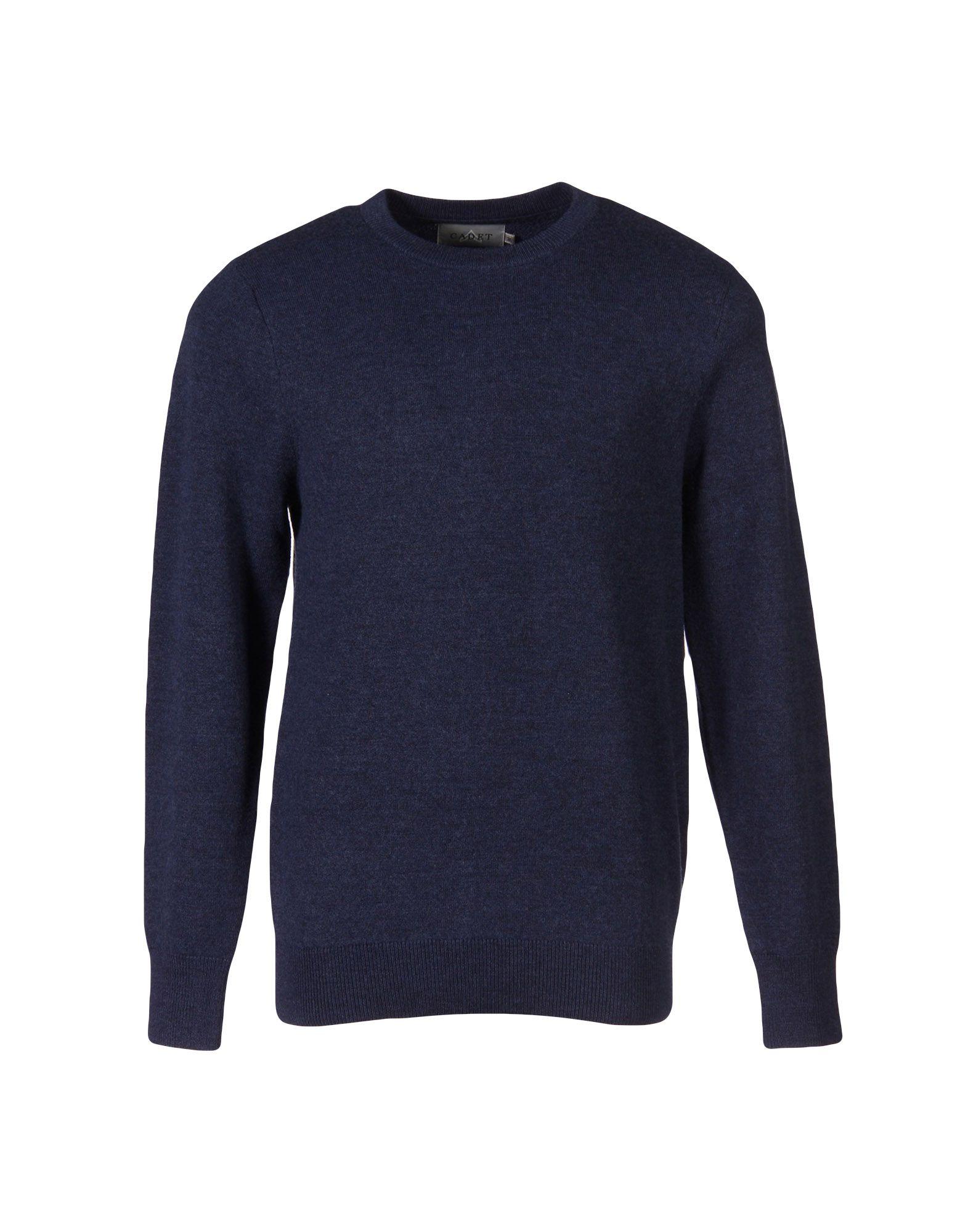 CADET Sweaters in Dark Blue