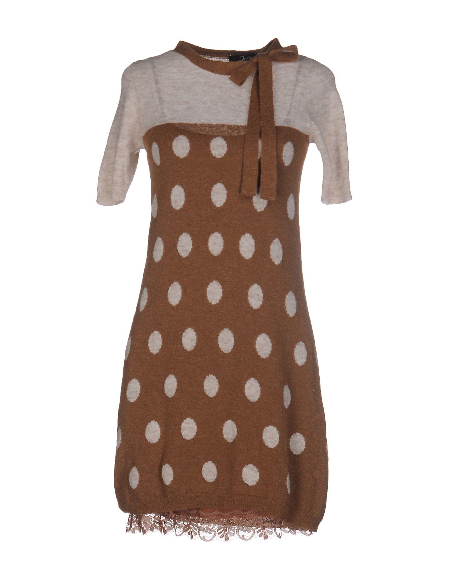 JEI O' Короткое платье shure mx153c o tqg
