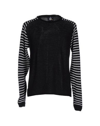 Фото - Мужской свитер XBAKKO черного цвета