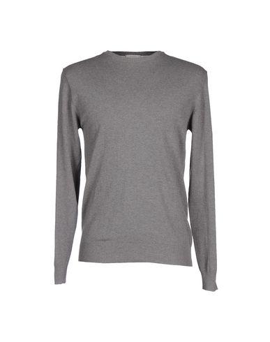 Фото - Мужской свитер  серого цвета