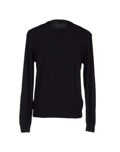 Фото 2 - Мужской свитер MATTEO VOLPI черного цвета