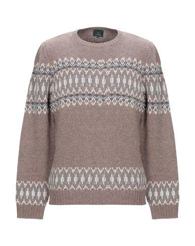 Фото - Мужской свитер  цвета хаки