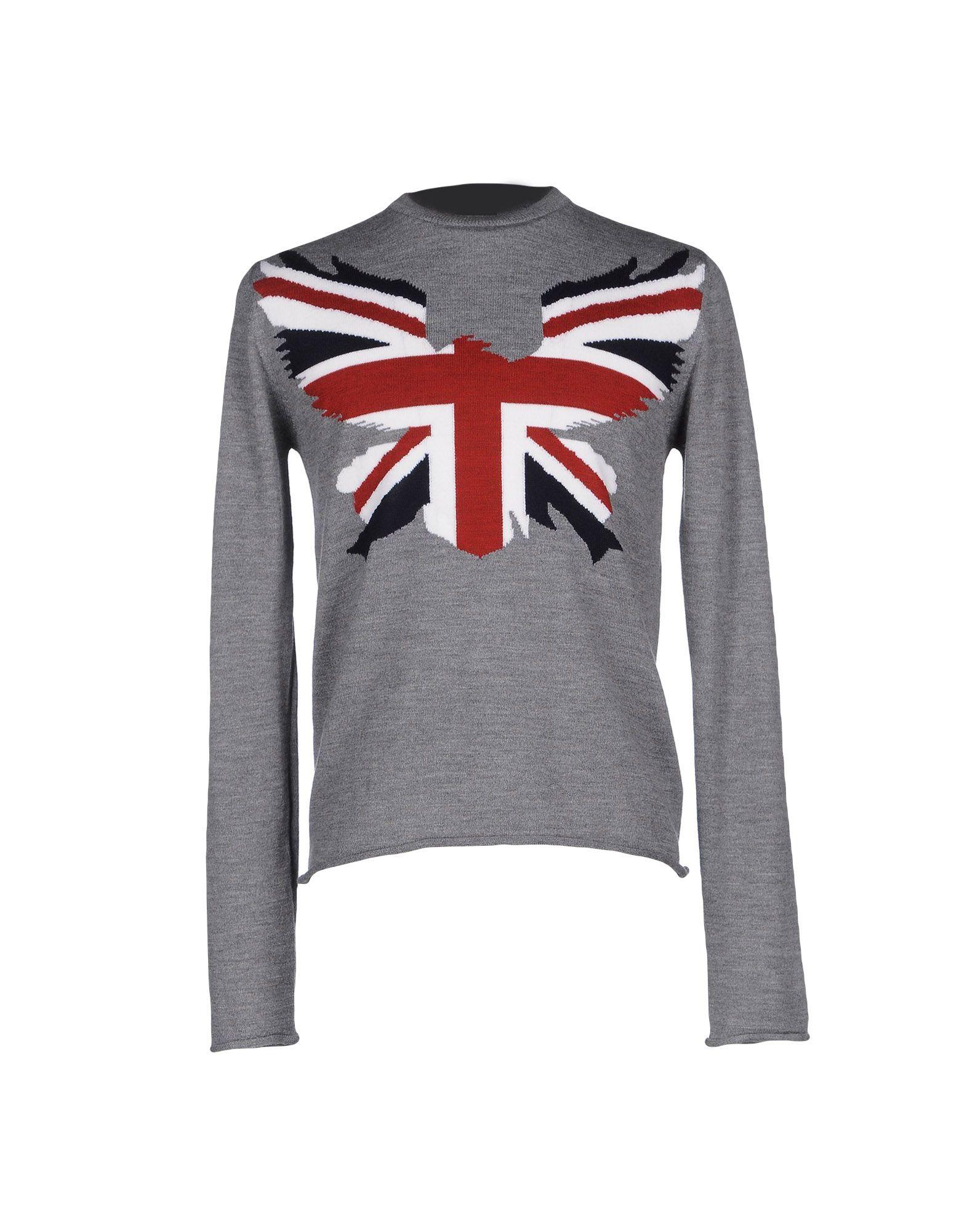 RICHMOND DENIM Sweater in Grey