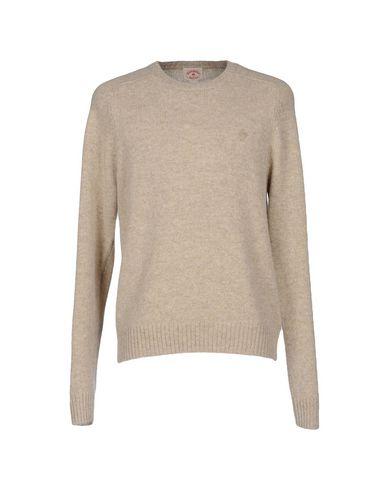 Фото - Мужской свитер  бежевого цвета