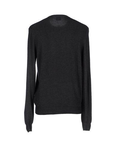 Фото 2 - Мужской свитер B.K. COLLECTION цвет стальной серый
