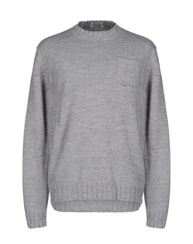 Фото - Мужской свитер INDIVIDUAL светло-серого цвета