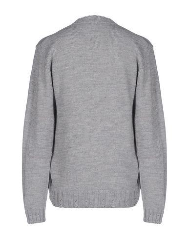 Фото 2 - Мужской свитер INDIVIDUAL светло-серого цвета