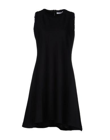 Короткое платье от LAMBERTO LOSANI