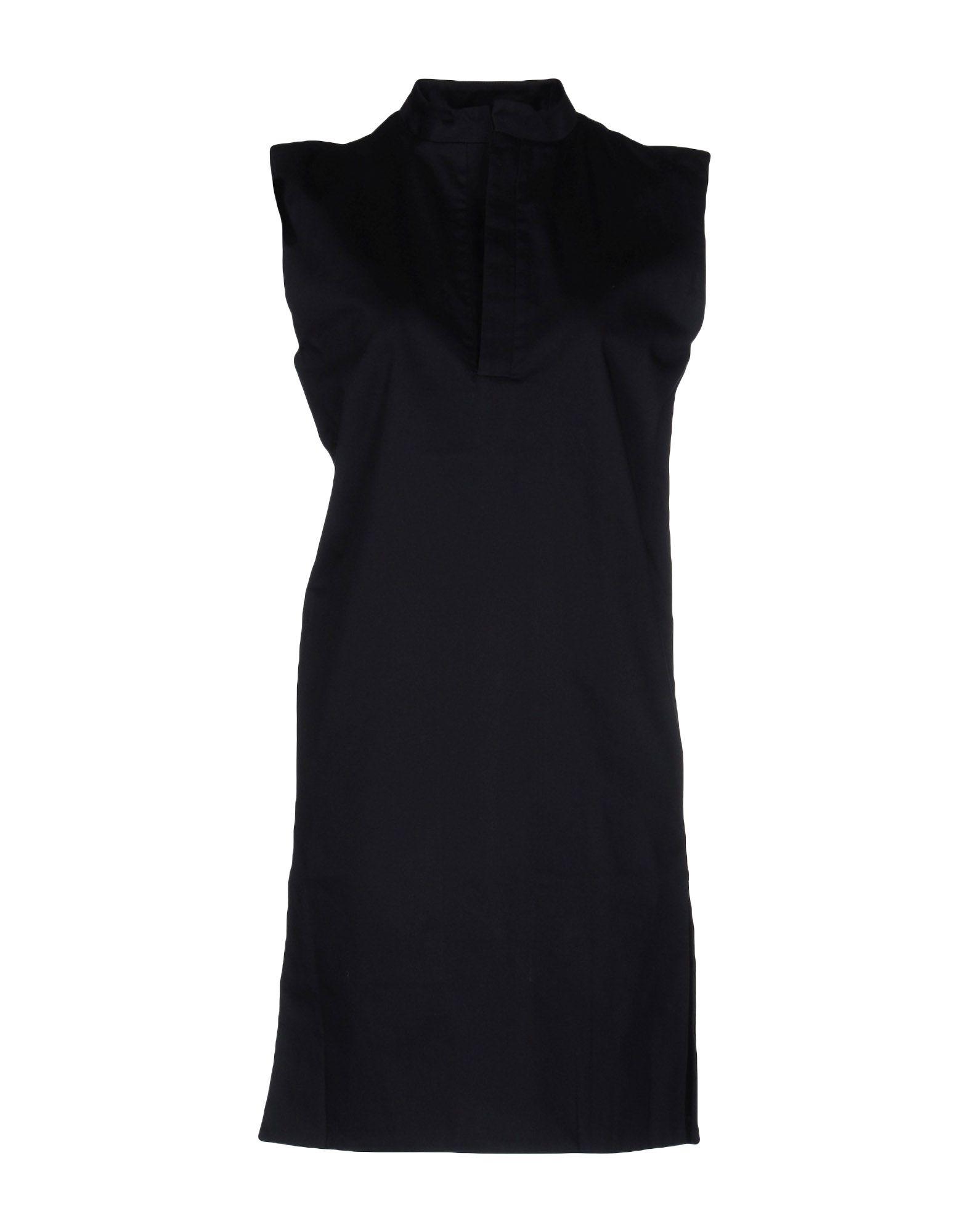 RAD BY RAD HOURANI Short Dress in Dark Blue