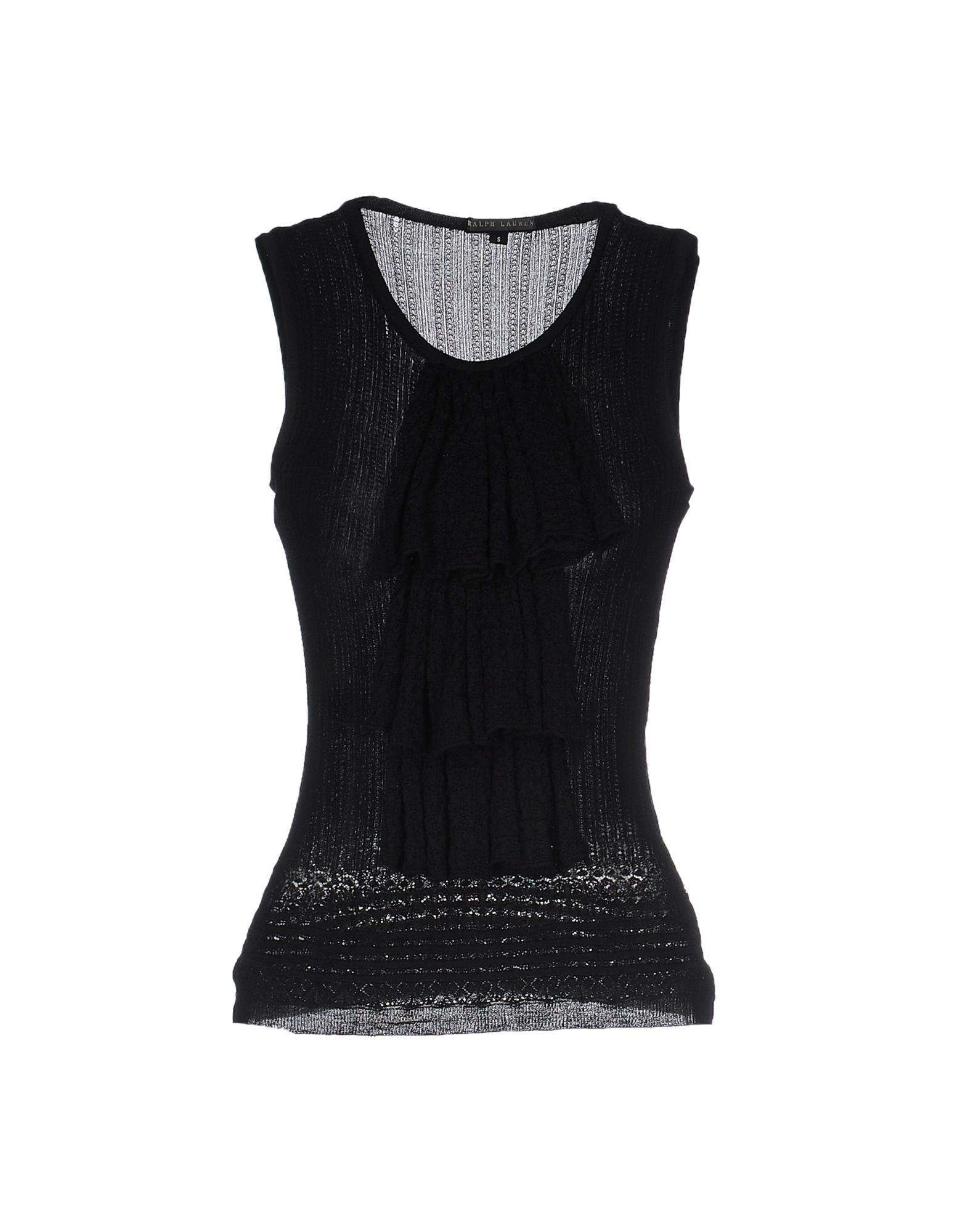 RALPH LAUREN BLACK LABEL Свитер ralph lauren black label свитер без рукавов
