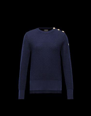 Moncler Long sleeve jumper D CREWNECK