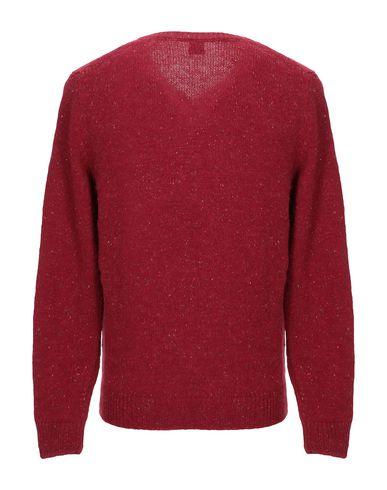 Фото 2 - Мужской свитер ELEVENTY красного цвета