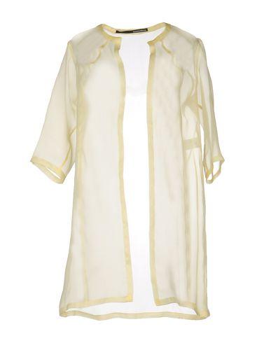 Фото - Легкое пальто от MASSIMO ARDIZZONE светло-желтого цвета