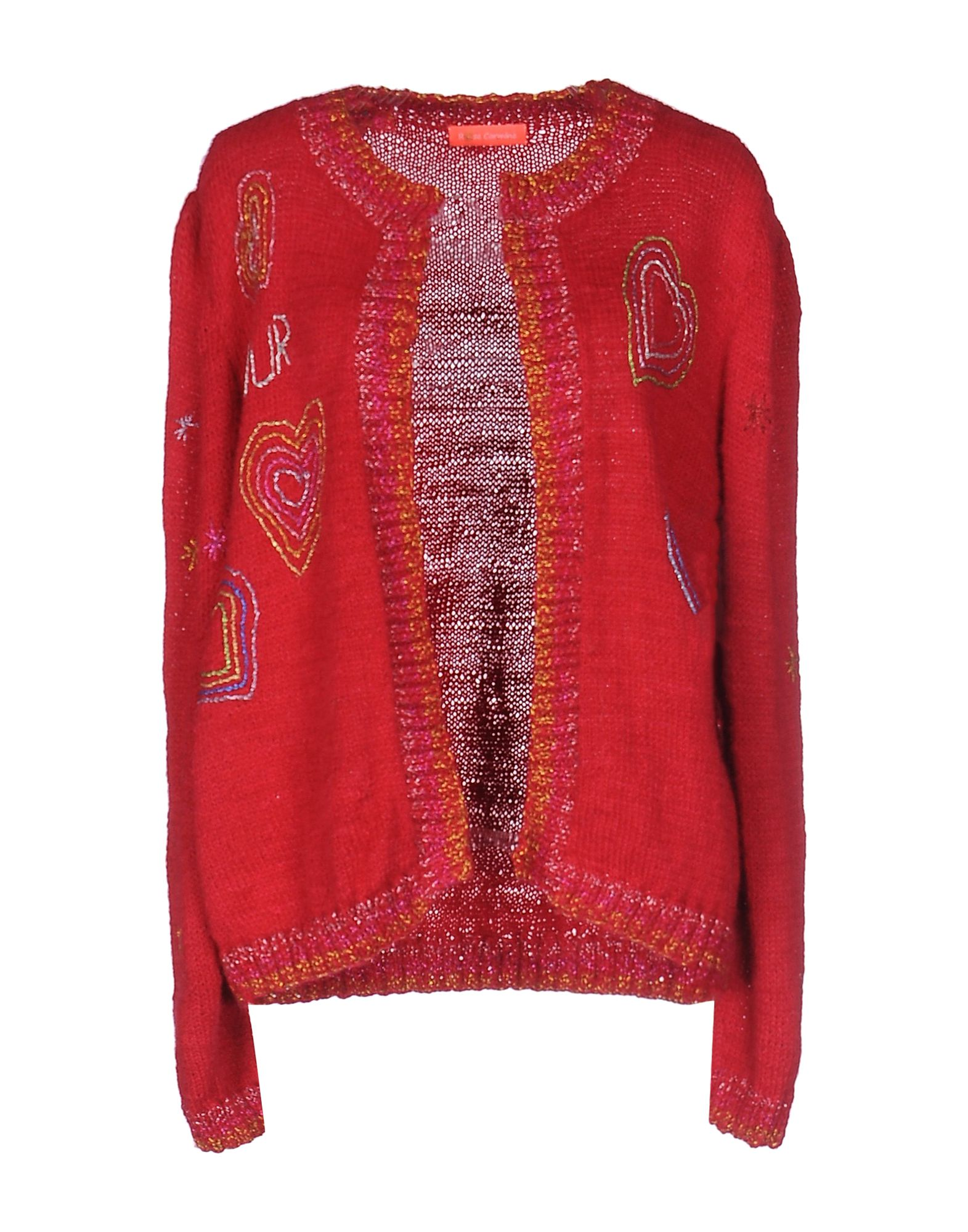 ROSE CARMINE Кардиган rose carmine свитер