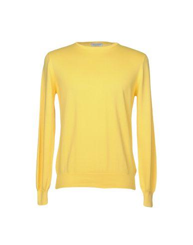 Фото - Мужской свитер GRAN SASSO желтого цвета
