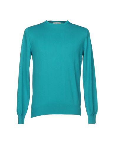 Фото - Мужской свитер GRAN SASSO зеленого цвета