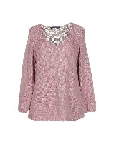 Купить Женский свитер BLUE LES COPAINS пастельно-розового цвета
