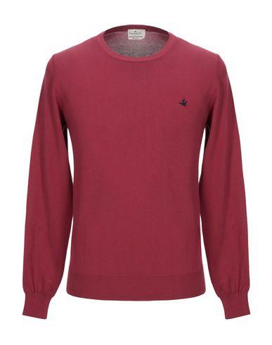 Фото - Мужской свитер BROOKSFIELD цвет пурпурный