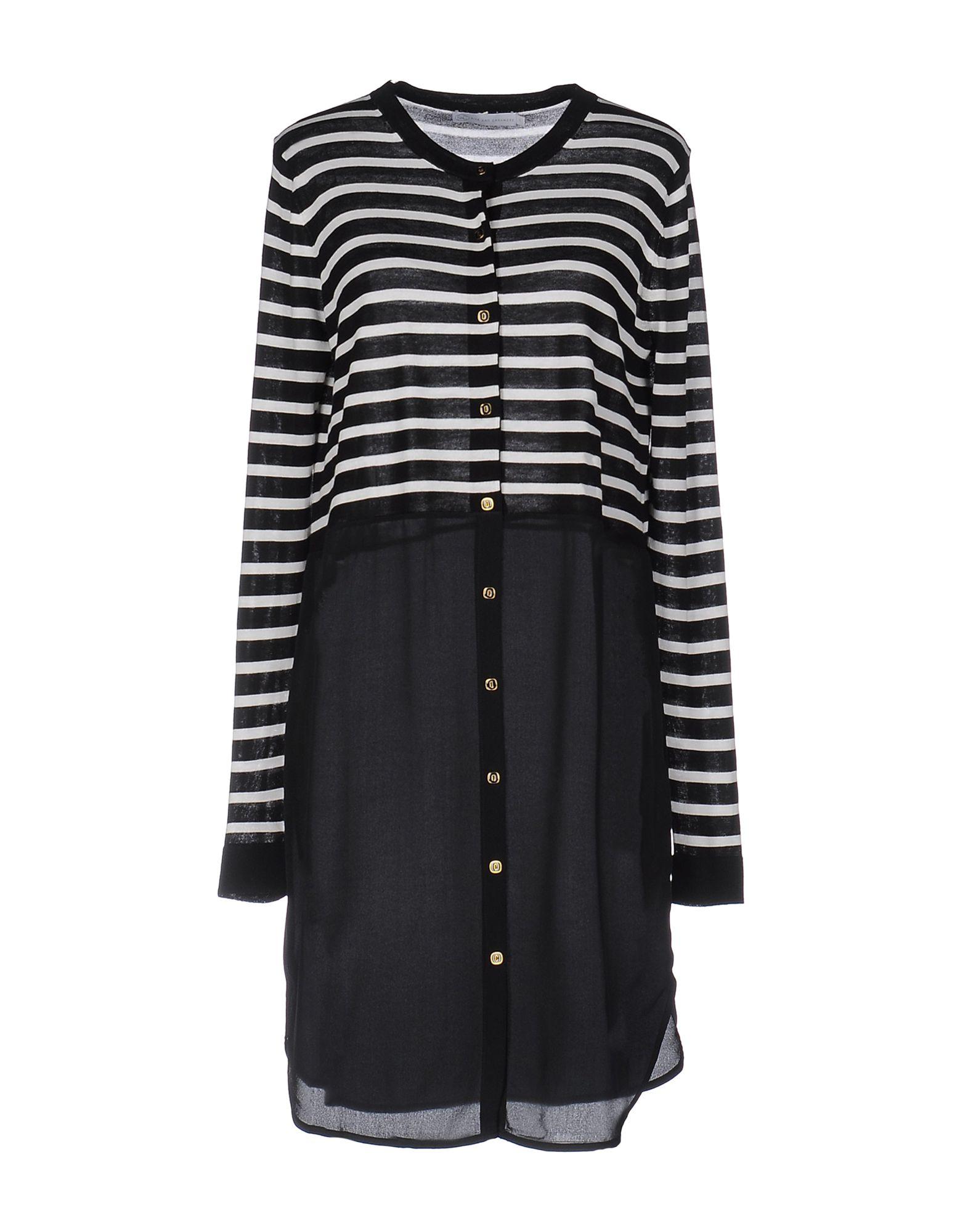 Silk And Cashmere Short Dresses