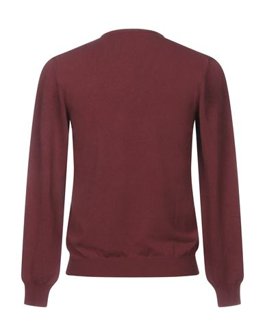 Фото 2 - Мужской свитер GRAN SASSO цвет баклажанный