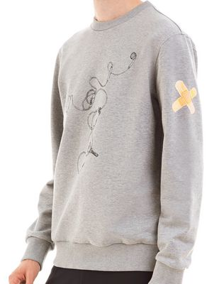 "LANVIN ""HEADPHONES"" SWEATSHIRT BY CÉDRIC RIVRAIN Knitwear & Jumpers U a"