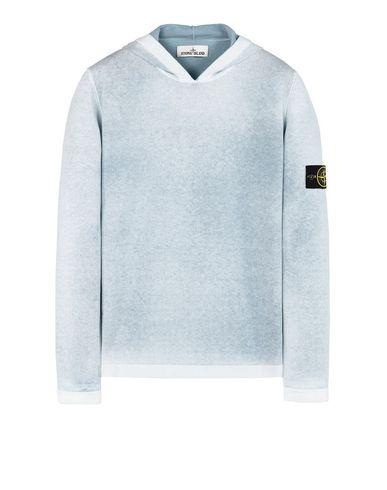 STONE ISLAND Sweater 573A8 REVERSIBLE KNIT