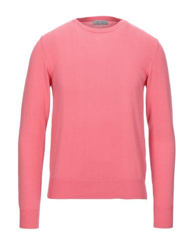 Фото - Мужской свитер FAIR TRICOT пастельно-розового цвета