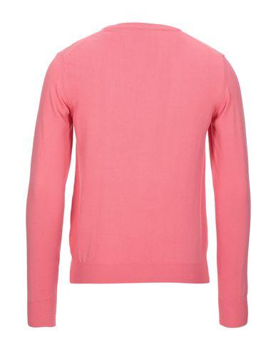 Фото 2 - Мужской свитер FAIR TRICOT пастельно-розового цвета