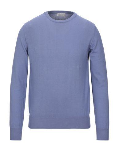 Фото - Мужской свитер FAIR TRICOT светло-фиолетового цвета