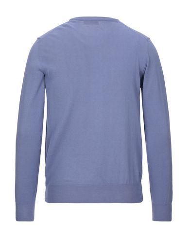 Фото 2 - Мужской свитер FAIR TRICOT светло-фиолетового цвета