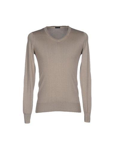 Купить Мужской свитер PAOLO PECORA цвет песочный