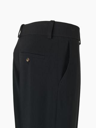 Boyish pants
