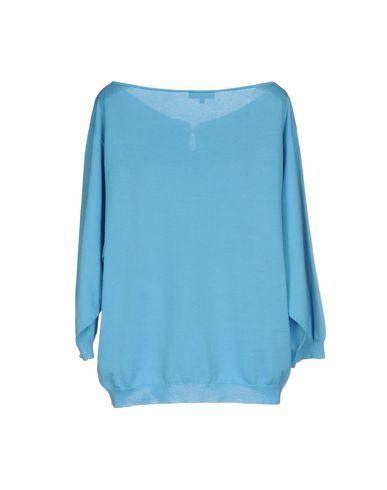 Фото 2 - Женский свитер FAY лазурного цвета