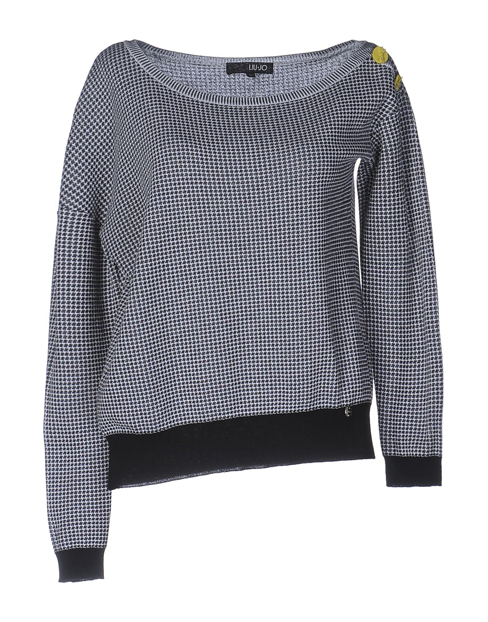Detectar puerta frecuentemente  LIU JO LIU JO Sweaters from yoox.com   shefinds