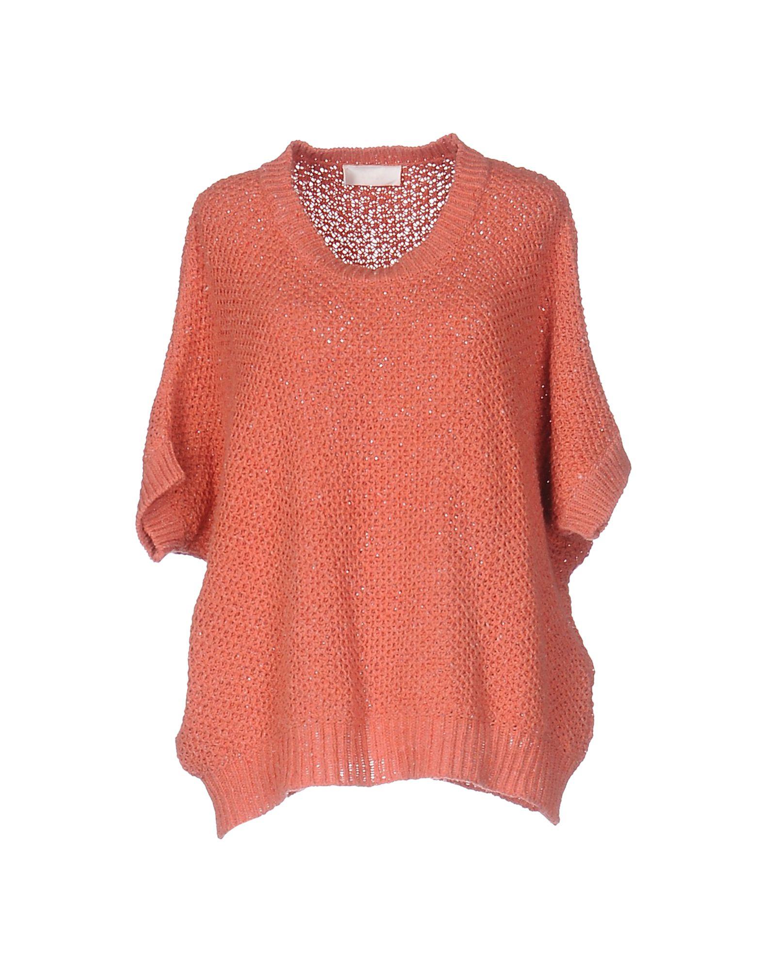 TOTON COMELLA - TCN Damen Pullover Farbe Koralle Größe 1