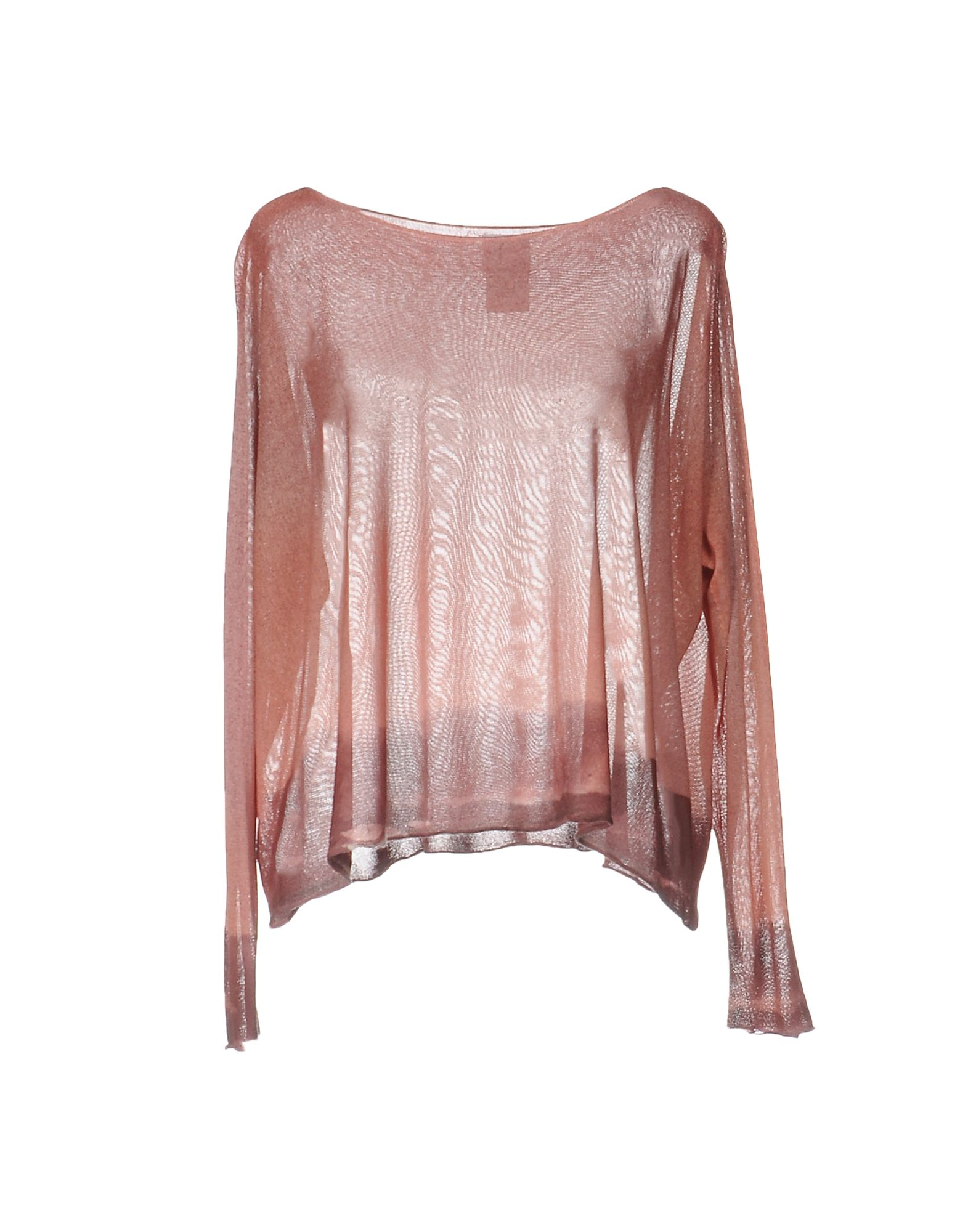 F CASHMERE Sweater in Pastel Pink